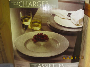 Chargers (plates) for sale