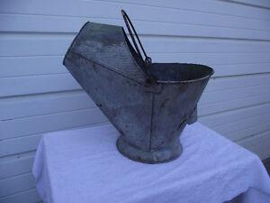 Antique Coal Bucket/Scoop