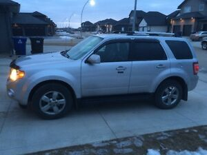 2009 Ford Escape Limited SUV V6 3L