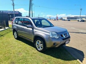 2011 Nissan X-Trail T31 Series IV ST Grey 1 Speed Constant Variable Wagon Garbutt Townsville City Preview