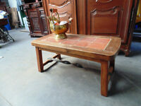 Table Basse Campagnard  /  Rutic Coffee Table