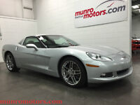 2010 Chevrolet Corvette Coupe Navigation 6 speed NPP exhaust