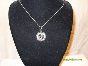 Vintage Silver (925) Vintage Charms/Pendants (Chain included)