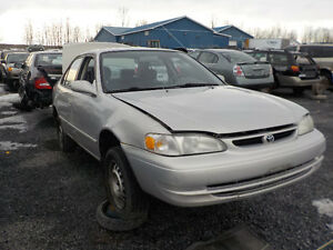 1999 Toyota Corolla Now Available At Kenny U-Pull Cornwall