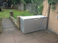 Scrap freezer free to collect