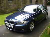 2011 BMW 3 Series 320d EfficientDynamics 4dr 4 door Saloon