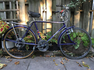 Vintage 1975 CCM Esprit 10-Speed Men's Bike + Accessories!