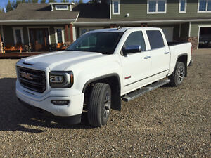 2016 GMC Sierra 1500 SLT All Terrain Crewcab - No PST/GST