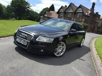 2008 Audi A6 2.7 TDI S Line Le Mans Avant 6 Speed Manual - Stunning Example