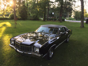 1972 MONTE CARLO - NUMBERS MATCHING
