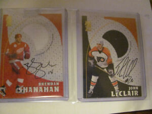 98-99 & 99-00 BE-A-PLAYER JERSEY/AUTO CARDS ?/10
