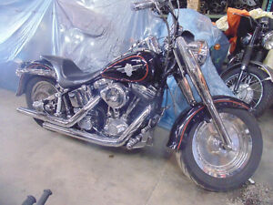 1994 HARLEY SOFTAIL FATBOY FLSTF - FINANCING AVAILABLE