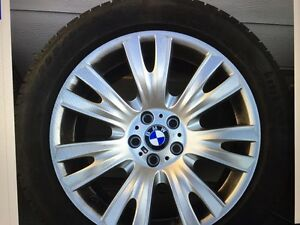 For sale winter tires for BMW