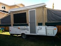 tent trailer for rent.