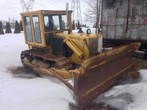 Bulldozer Caterpillar D6 9U
