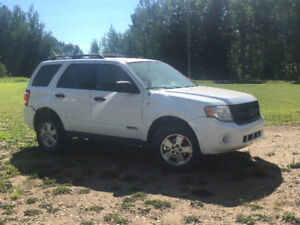 2008 Ford Escape Sport