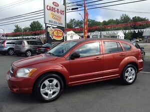 2009 Dodge Caliber SXT, free 2 year warranty included!!