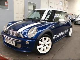 "MINI Hatch 1.6 Cooper 3dr FULL JCW BODY KIT + 17"" COOPER S ALLOYS +"