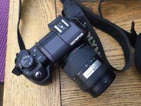 Olympus Digital Camera E-300