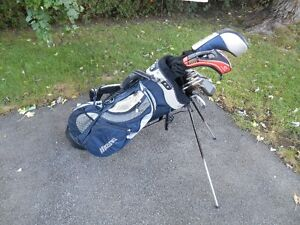Ensemble de golf TaylorMade Burner / Cobra / Mizuno