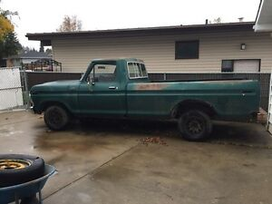 1979 F-100 2wd for sale.