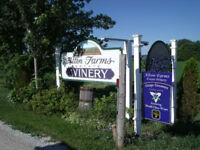 Temporary wine sales representatives needed in Southwest ontario