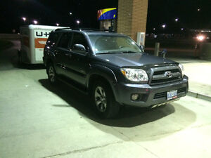 2008 Toyota 4Runner V8 Limited, SUV, Crossover, Sunroof