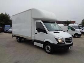MERCEDES-BENZ SPRINTER 2.1TD | 313 | LUTON | TAIL LIFT | AIR CON | 2014 MODEL