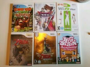 Jeu de Wii
