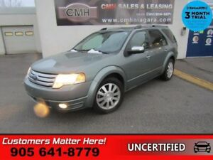 2008 Ford Taurus X Limited  AS IS (UNCERTIFIED) AS TRADED IN