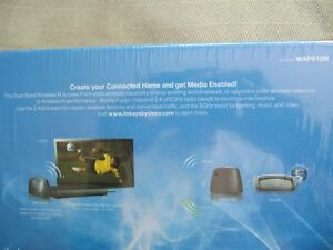 Linksys dual band wireless-N Access Point West Island Greater Montréal image 2