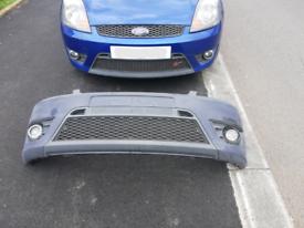 Ford Fiesta Zetec S / ST front bumper