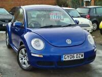2006 Volkswagen Beetle Luna 8v 1.6 Hatchback Petrol Manual