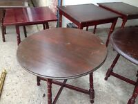 Pub tables&chairs