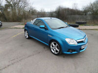 "2006 (56) VAUXHALL TIGRA EXCLUSIVE ""CAT C"" REPAIRED TO HIGH STANDARD F/S/H"