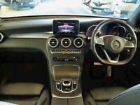 2017 Mercedes-Benz GLC DIESEL ESTATE GLC 220d 4Matic AMG Line Premium 5dr 9G-Tro