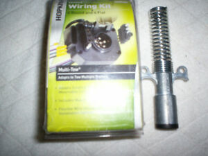 Hopkins Vehicle and trailer wiring kit