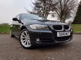 Black BMW 3 Series 320d SE Buisness