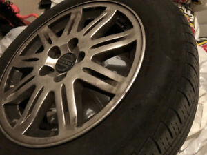Mags /Jantes Volvo_205/55 R16