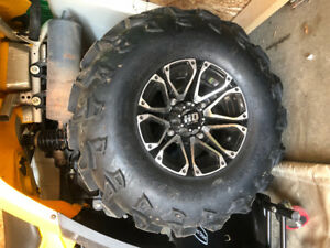 "Sti Outback xt 28"" tire basically new"