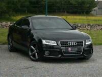 2011 Audi A5 2.0 TFSI S Line CVT, Coupe Coupe Petrol Semi Automatic