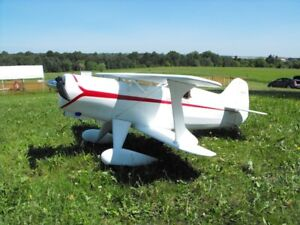 Knight Twister KT85 1/3rd scale radio control plane for sale
