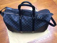LV holdall bag