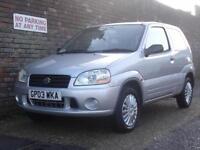 Suzuki Ignis 1.3 GA 2003(03) 3 Door Hatchback