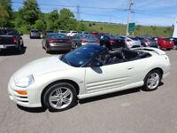 2003 Mitsubishi Eclipse Spyder GT V6 Convertible