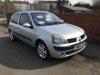 55-Renault Clio 1.4 16v 98 ( a/c ) Dynamique 22000 miles One previous owner