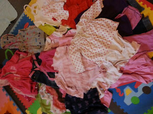 Lot of 6-12 months girl clothes