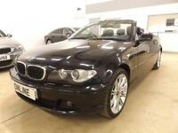 BMW 3 SERIES 320CD SE, Black, Manual, Diesel, 2005