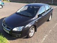 2006 Ford Focus ghia 1.6 petrol service history
