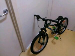 Boys 20 inch gt aggressor 20 mountain bike Mint condition